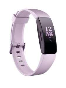 Fitbit 79FB413LVLV, Inspire HR, Activity Tracker, Lilac