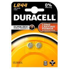 Duracell LR44 Alkaline Coin Cell Battery