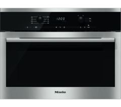Miele M6160TC, Built-in Solo Microwave, Stainless Steel
