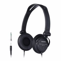 Sony MDRV150CE72, On Ear, Headphones, Black