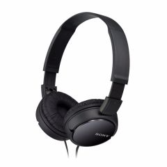 Sony MDRZX110BAE, On Ear, Headphones, Black