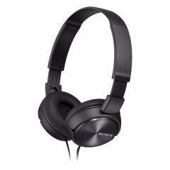 Sony MDRZX310APBCE7, On Ear, Headphones w/ Inline Mic, Black