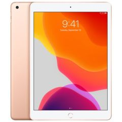 """Apple MW792BA, 10.2"""", 128GB, 7th Generation iPad, Gold"""