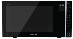Hotpoint, MWH301B, Microwave, 900W, Black