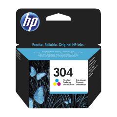 HP N9K05AE, No. 304 - Tricolour Ink