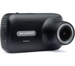 Nextbase NBDVR322GW, 1080p Full HD Dash Cam, Black