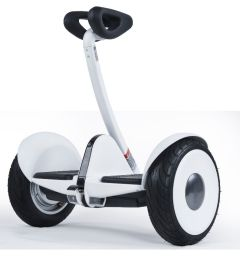 Segway Ninebot S Self Balancing Transport, White, 2303000012