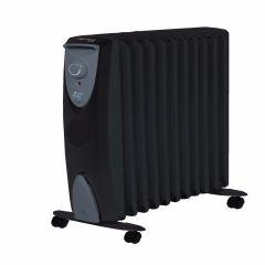 Dimplex OFRC20NB, Oil Free, Radiator, 2kW, Black