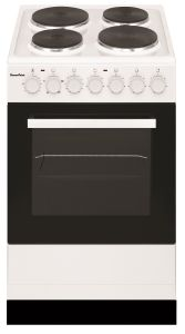 Powerpoint  P05E1S1W, Single Cavity Cooker, White