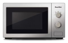 Powerpoint 800W, Interior Microwave, Stainless Steel