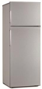 Powerpoint P75562MLIN,143 x 55CM 6/2 Fridge Freezer, Inox