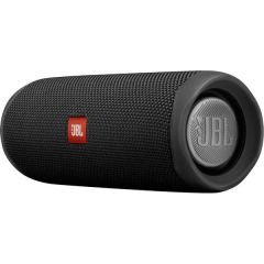 JBL JBLFLIP5BLK,  FLIP 5, Portable Bluetooth Speaker, Black