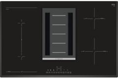 Bosch PVS851F21E, Flex Venting, Induction Hob, Black