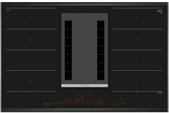 Bosch PXX875D34E, 80cm, 4 Cooking Zones, Electric Hob, Black