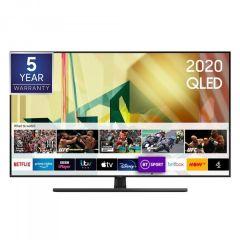 """Samsung QE65Q70TATXXU, 65"""", 4K Smart Ultra HD, HDR QLED TV"""