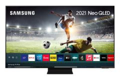 """Samsung QE55QN94AATXXU, 55"""", Neo 4K, HDR QLED Smart TV w/ Voice Assistants"""