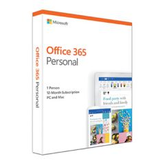 MS Office QQ200790, Personal 1 Year Subscription