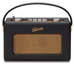++++Roberts R260BK, Revival Radio, Black