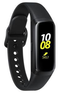 Samsung SMR370NZKABTU, Galaxy Fit, Fitness Watch, Black