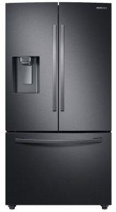 Samsung RF23R62E3B1, 416/123L, American Fridge Freezer W/ Ice Dispenser, Black