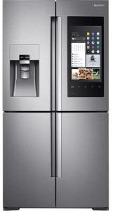 Samsung RF56M9540SR, Family Hub™ Multi-door , American Fridge Freezer, Stainless Steel