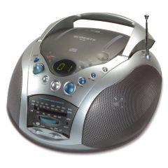 Roberts CD9959, Silver CD Radio