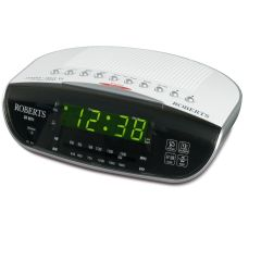 Roberts CR9971, White, Clock Radio