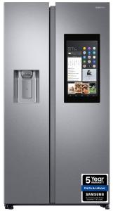 Samsung RS68N8941SL, 2 Door Side by Side Family Hub, American Fridge Freezer