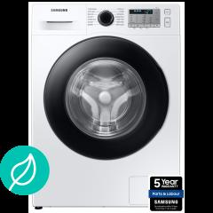 Samsung WW80TA046AH, 8KG, 1400RPM, Ecobubble Washing Machine, White