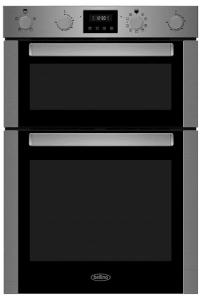 Belling BI909MFSTA, Double Oven, Stainless Steel
