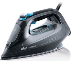 Braun SI9188BK, 2800W, Steam Iron, Black