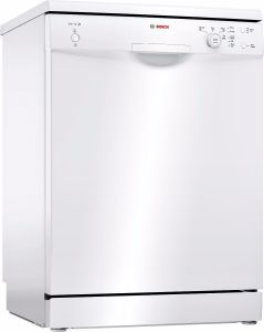 Bosch SMS24AW01G, 60cm, 12 Place, Freestanding, Dishwasher, White