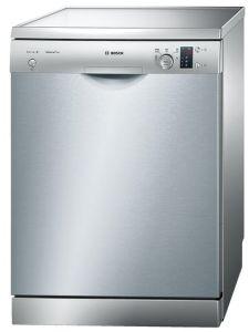 Bosch SMS25AI00E, Serie 2, Standard Dishwasher, Silver