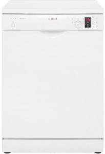 Bosch  SMS25EW00G, 60cm Freestanding, Dishwasher with VarioDrawer, White