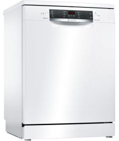 Bosch SMS46MW03G, 60cm, 14 Place Settings, Freestanding Dishwasher, White