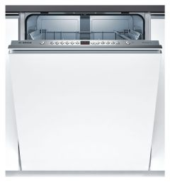 Bosch SMV46GX01E, Serie 4, A++, 60cm, Fully Integrated Dishwasher, Stainless Steel Panel