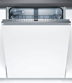 Bosch SMV46JX00G, 13 Place, Integrated Dishwasher, Stainless Steel