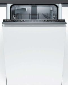 Bosch SPV25CX00G, Fully Integrated Dishwasher, White