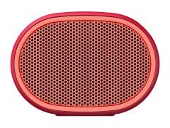 Sony SRS-XB01 Compact Bluetooth Wireless Speaker – Red