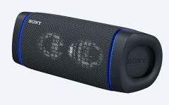 Sony SRSXB33B, Extra Bass, Portable Bluetooth Speaker, Black