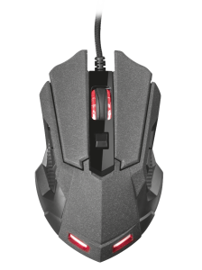 Trust T20324, GXT 158, Laser Gaming Mouse