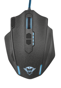 Trust T20411, GXT 155, Gaming Mouse, Black