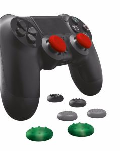 Trust T20814, GXT 262, Thumb Grips 8-Pack for PlayStation 4 Controller