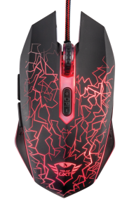 Trust T21683, GXT 105, Izza Illuminated Gaming Mouse