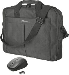 """Trust T21685, Durable Laptop Bag for Screen up to 16"""""""