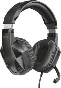 Trust T23373, Celaz Multiplatform Gaming Headset, Black