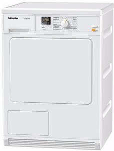 Miele TDA140C, Honeycomb, 7Kg, Condenser Dryer, White