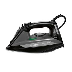 Bosch TDA3020GB, Sensixx'x DA30 Power III, 2800W, 320ml Storage, 3m Cord, 3AntiCalc, Steam Iron, Black