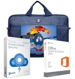 "MSOffice HSOFFPACKBLUE, ""HOME & STUDENT"" Pack, Blue"