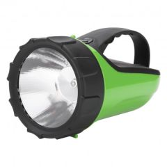 Ultralight TE9300, 5 Watt LED Rechargeable Torch with Lithium Ion Batteries